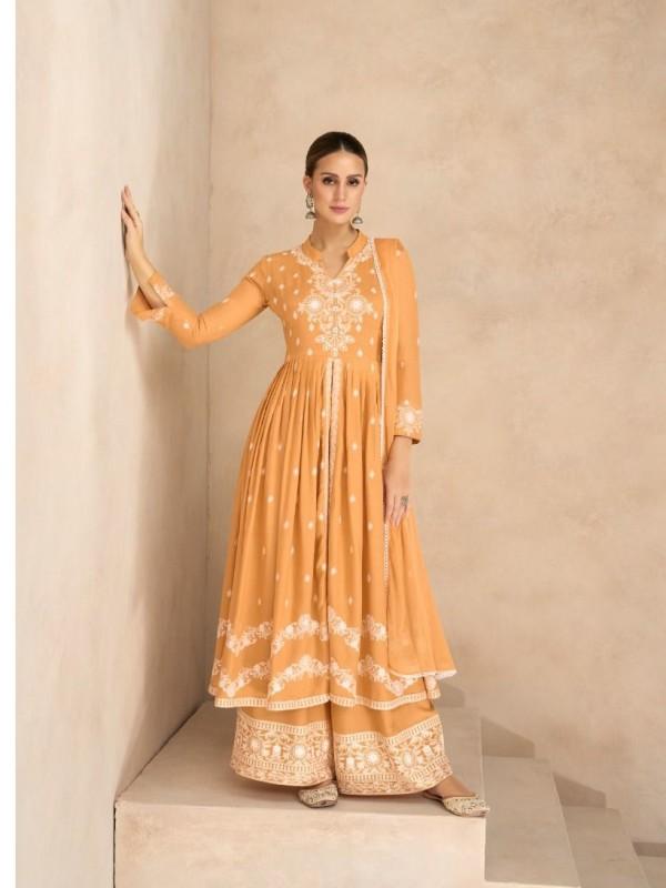 Soft Premium Net  Wedding Wear Saree  In Light Green  With Embrodiery Work
